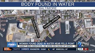Police recover woman's body found floating in water