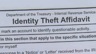 Police warn of scam targeting your tax return