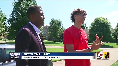 Pelicans' Jaxson Hayes takes us on a tour of his childhood home