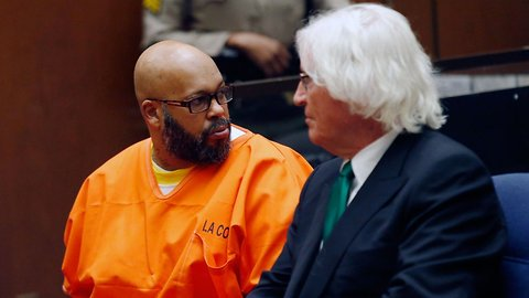 Suge Knight Pleads No Contest To 2015 Manslaughter Charge