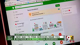 New way to find services near you - Video