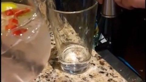 Take a look at these cocktail making movements.