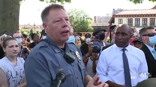 Groups call for local control of KCPD, chief's resignation