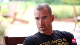 Adam LaRoche with Sadie Robertson on parenting | Rare People - Video