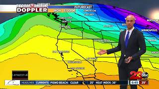 Saturday Morning Weather Update 12/23/17 - Video