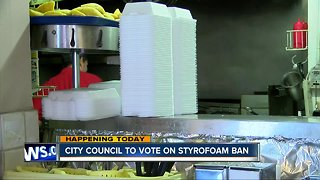San Diego City Council to again consider Styrofoam ban