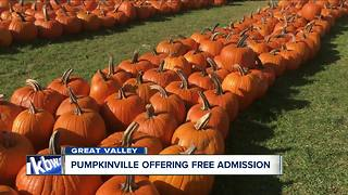 Pumpkinville celebrtes 49 years of fall fun! - Video
