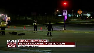24-year-old killed in Menomonee Falls - Video