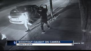 Deadly State St. shooting captured on surveillance video - Video