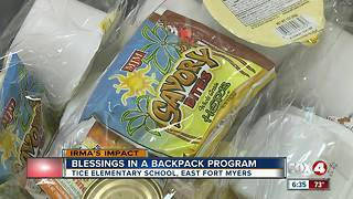 Blessings in Backpack - Video
