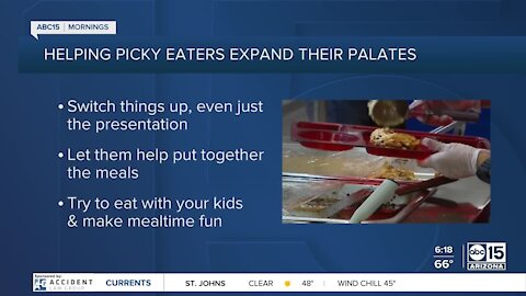 The BULLetin Board: Helping picky eaters choose new foods