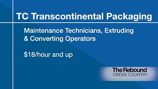 Who's Hiring: TC Transcontinental Packaging