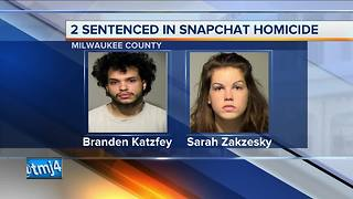 2 sentenced in Snapchat homicide - Video