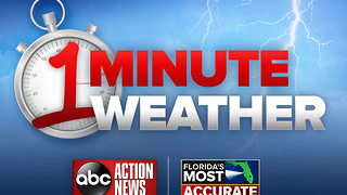 Florida's Most Accurate Forecast with Jason on Sunday, September 3, 2017