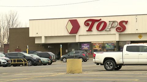 Tops to close store in Buffalo