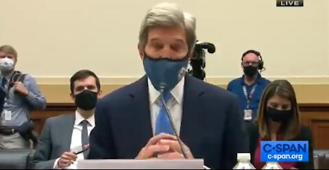WATCH: Shocking Moment As John Kerry Admits Solar Panels Are Made by Uyghur Slaves In China