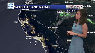 13 First Alert Las Vegas Weather June 1 Morning