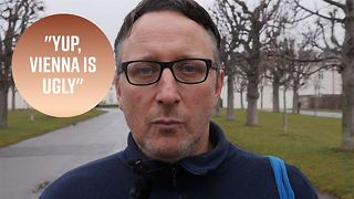 This Man Shows You The Ugly Side Of Vienna And It Is More Beautiful Than You Can Imagine  - Video