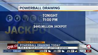 Powerball jackpot growing to $460 million - Video