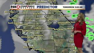Cooler Temperatures on the Way - Video