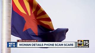 Valley woman warning others about new MCSO phone scam