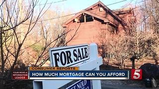 How Much Mortgage Can You Afford? - Video
