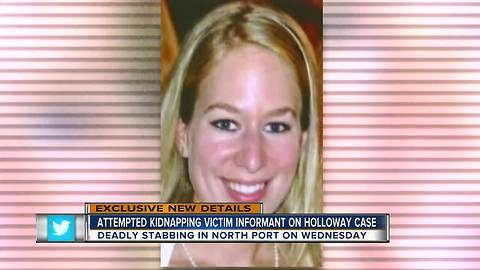 Woman who stabbed man to death during North Port kidnapping was informant in Natalee Holloway case