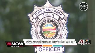 Meet your police at National Night Out - Video