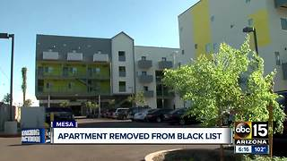 Blood donation company removes address from blacklist after ABC15 report - Video
