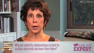Why Don't Celebrity Relationships Work?