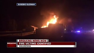 Waukesha County continues to investigate house fire that killed father, 2 children