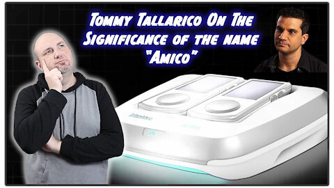 Tommy Tallarico Interview Segments: What does Amico Mean?