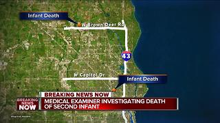 Medical Examiner investigating a pair of infant deaths - Video