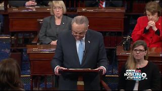 Back to work: Government shutdown ends after Dems relent - Video