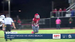 Vero Beach back in the win column