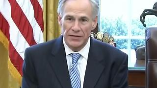 Texas Governor Signs Bill To Punish Sanctuary Cities - Video