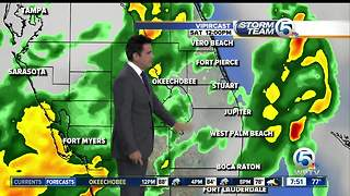 South Florida weather 8/26/17 - 7am report - Video