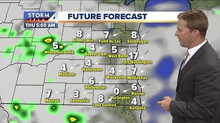 Storms possible Wednesday - Video