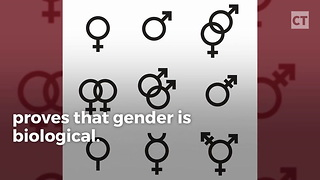Study Proves Gender Is Innate - Video