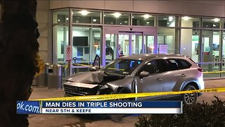 One dead, two seriously hurt after triple shooting outside Milwaukee bar