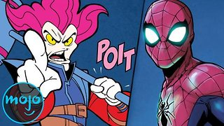 Top 10 Marvel Characters That Are Impossible to Adapt