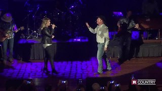 Garth Brooks Launches His OwnSirius/XM Channel - Video