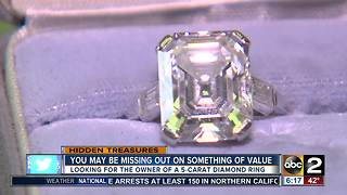 Are you missing a 5-carat diamond ring? - Video