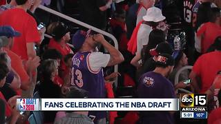 Phoenix Suns draft Deandre Ayton with first pick in NBA Draft