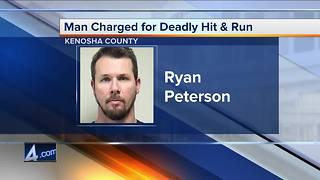Wife turns in her husband for deadly hit-and-run in Kenosha County - Video
