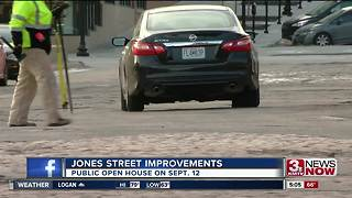 Open house to be held over Jones Street - Video
