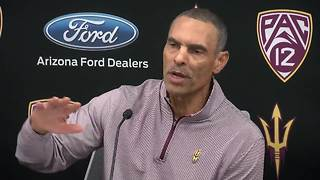 Herm Edwards talks about recruits who didn't pick ASU - ABC15 Sports - Video