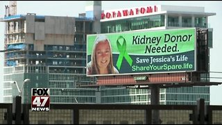 Finding a Kidney By Advertising on a Billboard
