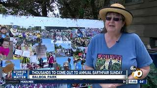 EarthFair to take place in Balboa Park - Video