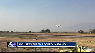 Idaho speed record